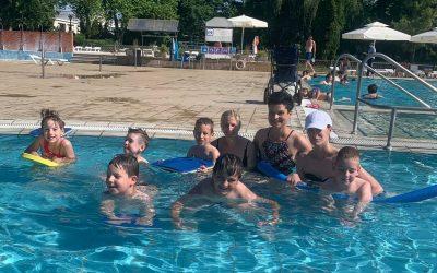 Športni dnevi in plavalni tečaj